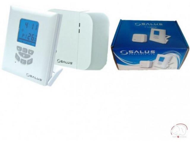 Бездротовий терморегулятор Salus T105RF (тижневий)