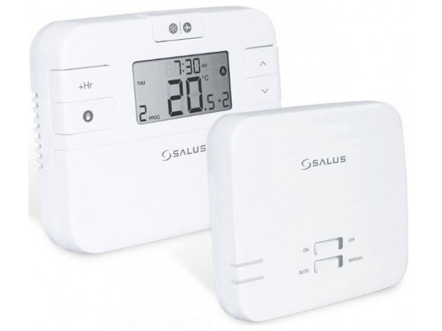 Бездротовий електронний терморегулятор Salus RT510RF
