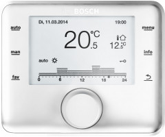 Погодозалежний терморегулятор BOSCH CW400